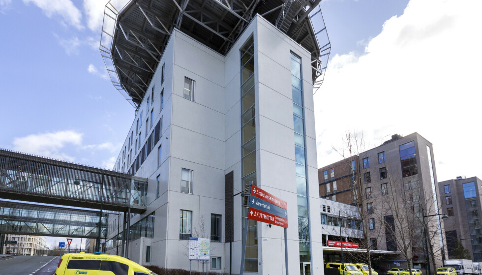 KAN RAMMES: St. Olavs hospital HF er et av Norges største helseforetak og er en sammenslutning av alle offentlige sykehus i Sør-Trøndelag, og er blant sykehusene som kan bli rammet av streik fra neste onsdag. Foto: Gorm Kallestad / NTB scanpix