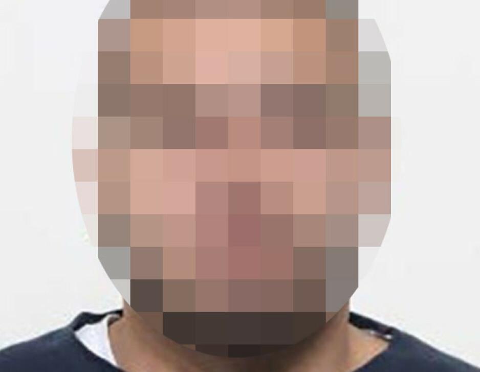 SIKTET: Mannen i slutten av 20-åra ble pågrepet i Marrakech i fjor høst. Da hadde han vært internasjonalt etterlyst. Foto: Politiet