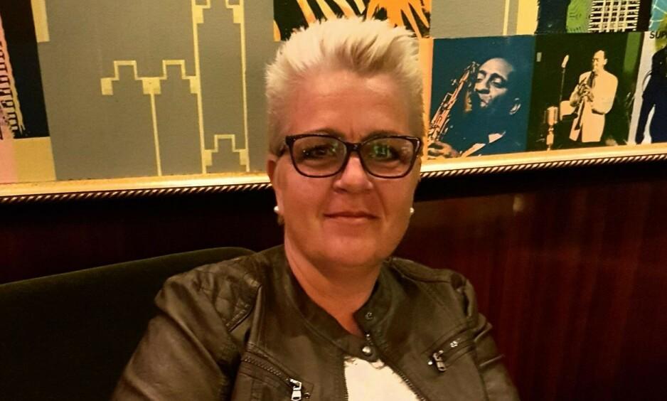 Nina Mørland Harnes mener DNB har håndtert problemet på en klønete måte. Foto: Privat