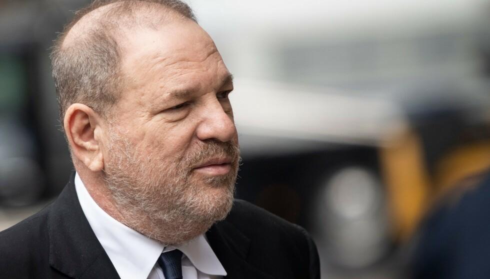 Enighet om forlik: Harvey Weinstein, kvinnene som har anklaget ham for seksuell trakassering og hans tidligere filmstudio har kommet til enighet om et forlik pålydende 44 millioner dollar. Foto: NTB Scanpix