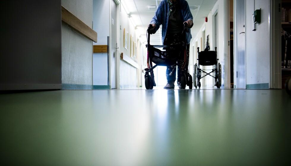 Fikk kritikk for borforhold: Til Kommunerevisjonen svarte Sykehjemsetaten i 2018 at det ikke skulle være for trivelig på helsehusene fordi pasientene skulle ønske å dra hjem igjen.