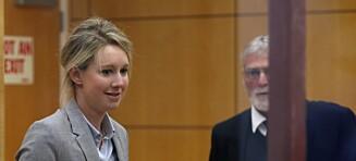 «Den kvinnelige Steve Jobs» risikerer 20 år i fengsel