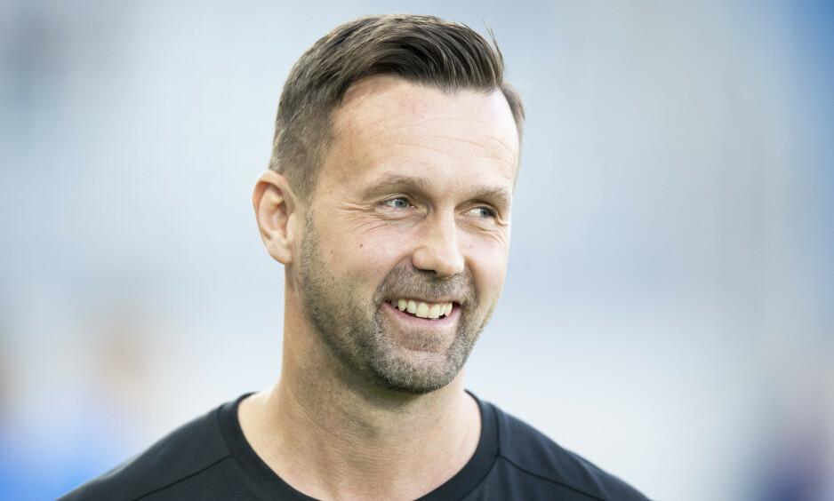 BLID: Ronny Deila har god grunn til å glise før lørdagens oppgjør mot Lillestrøm. Foto: NTB scanpix