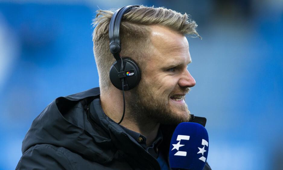 EUROSPORT-PROFIL: Jonas Bergh-Johnsen mener NRK burde gjort langt mer ut av Norges åpningskamp i U20-VM mot Uruguay. Foto: Svein Ove Ekornesvåg / NTB scanpix