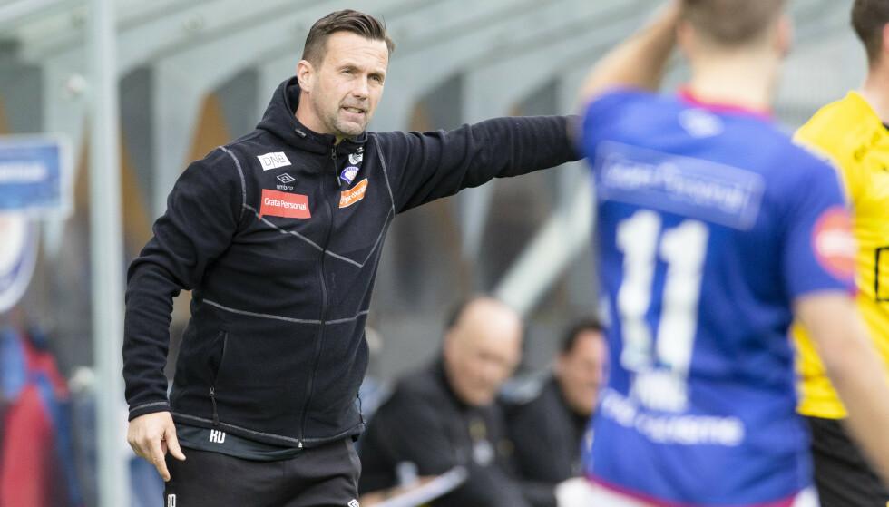 IRRITERT: Ronny Deila var både skuffet og irritert etter kampen mot Lillestrøm lørdag kveld. Foto: NTB/Scanpix