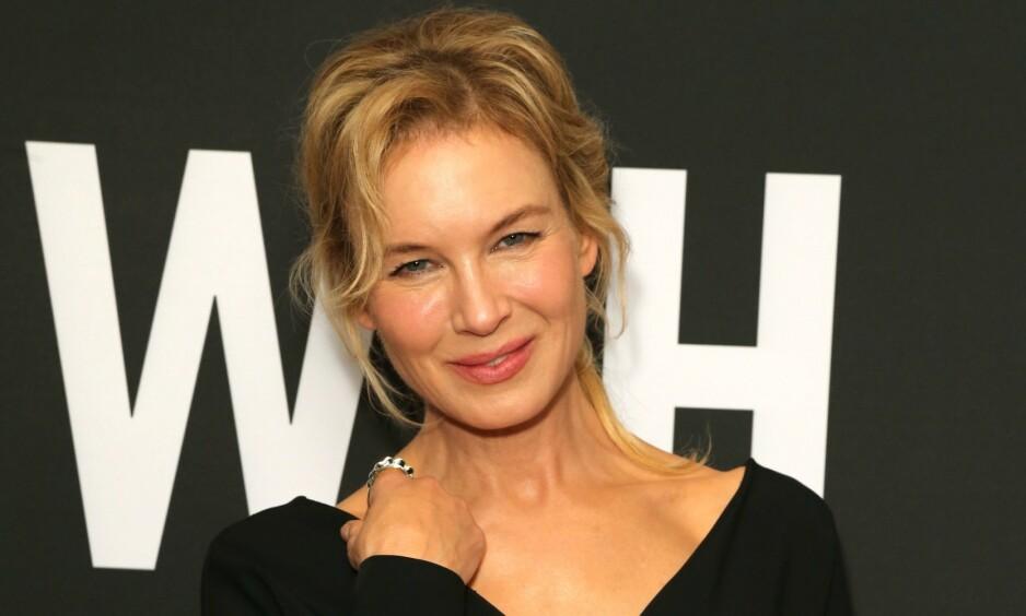 COMEBACK: Renée Zellweger er om dagen aktuell med Netflix-serien «What/If». Det siste året har hun også spilt inn filmen «Judy». Nå snakker hun om de seks årene hun trakk seg tilbake fra bransjen. Foto: NTB Scanpix