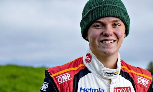 Solberg vant i EM: - Mitt livs løp