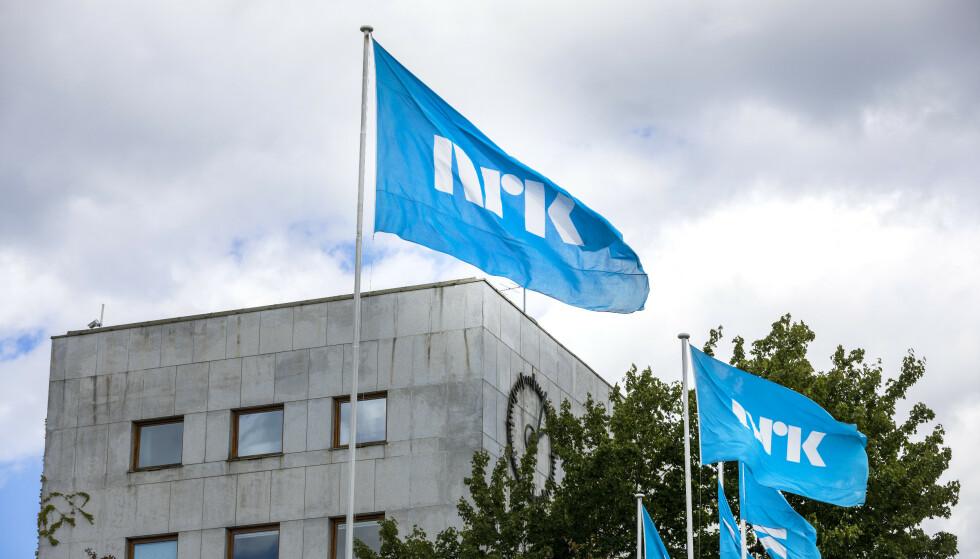 HÅVET INN: NRK tjente nesten 6 milliarder kroner i fjor, viser årsrapporten for 2018. Foto: Gorm Kallestad / NTB scanpix