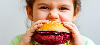 Lege advarer familier mot å spise vegansk
