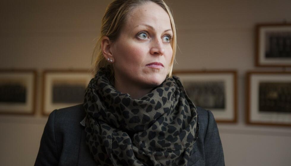BOMKAMP: Ane Mari Braut Nese (H) har tatt et tydelig standpunkt i bompengedebatten. Foto: Kent Skibstad / NTB scanpix
