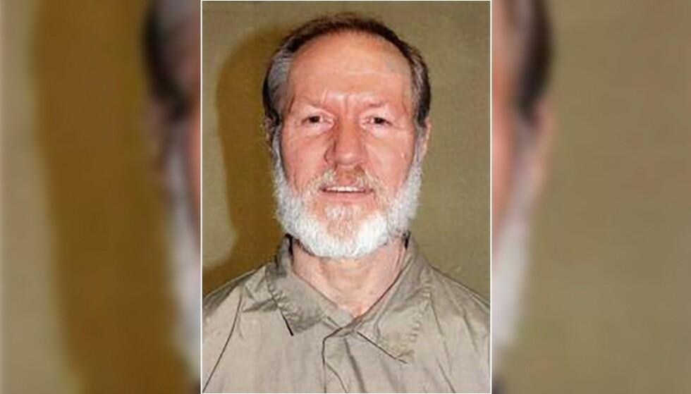 DØD: Thomas Silverstein, som er blant grunnene til at USA i sin tid opprettet høysikkerhetsfengselet ADX i Colorado, er død etter å ha tilbragt mer enn halvparten av sitt liv i isolasjon. Foto: Wikimedia Commons