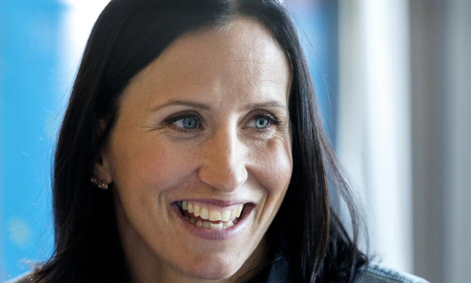 PUSSER OPP: Marit Bjørgen har lagt opp, men har nye prosjekter på gang. Foto: Dagbladet
