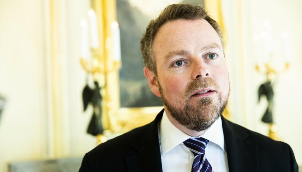 KAPRE LILLAVELGERE: Velgere som befinner seg mellom Høyre og Ap er opptatt av næringspolitikk og arbeidsplasser. De vil Høyre kapre. Foto: Scanpix