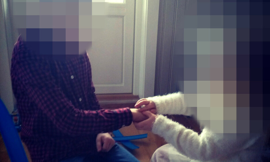 PREGET: Til tross for flere bekymringsmeldinger om hvordan gutten (6) og jenta (1) hadde det i beredskapshjemmet, ble de boende der i halvannet år .Foto: Privat