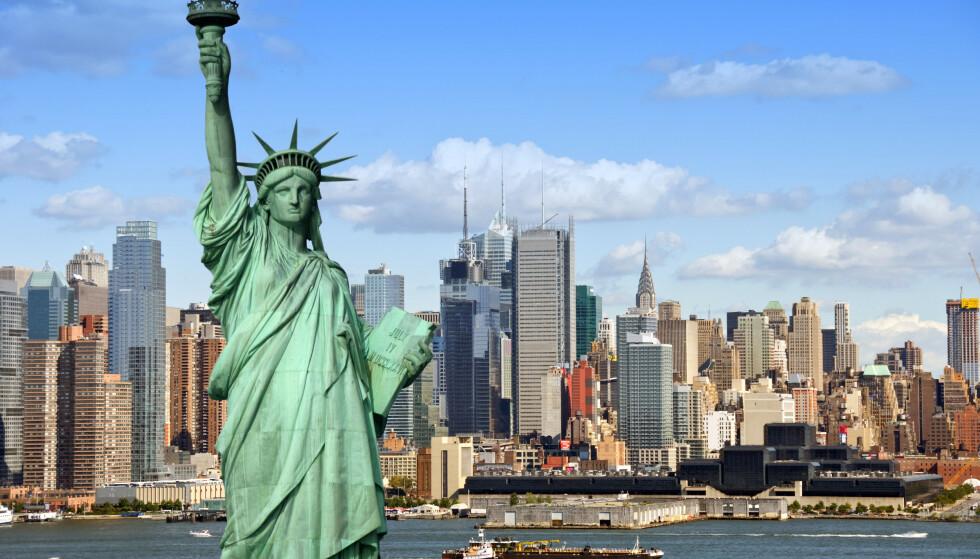 ØKER OVERVÅKNINGEN: De som søker visum til USA må oppgi brukernavn i sosiale medier. Foto: NTB Scanpix