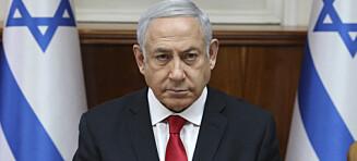 Netanyahu kan være ferdig i israelsk politikk