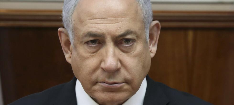Bibi + Hamas = sant