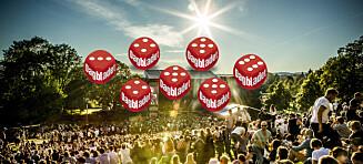 Dagbladet har anmeldt 24 festivaler. Her er sommerens vinnere