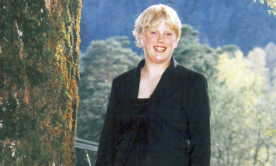 Konfirmasjon: Espen ble døpt og konfirmert som Else-Lill. Nylig giftet han seg med sin kone, Karianne. Foto: Privat