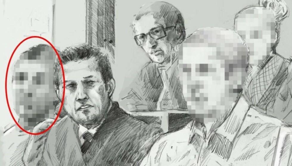 - FIKK HALLIKSTEMPEL: Skuespilleren sier han etter dommen i sexfelle-saken i 2013 (bildet) fikk et hallikstempel på seg, og derfor var ekstra varsom med hvordan han framsto i fortsettelsen. Illustrasjon: Fedor Sapegin / Dagbladet