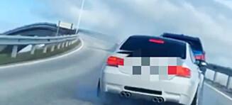 Her ødelegger BMW-treffet for James Bond