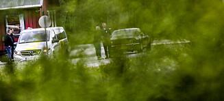 Første bilder av hemmelig Bond-bil