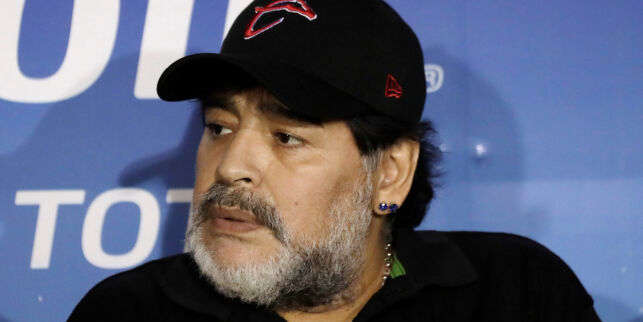 image: Maradona vil ha Solskjærs jobb