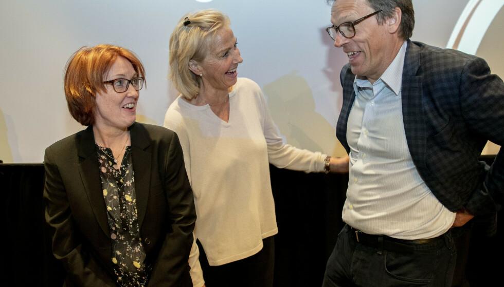 MØTES I DAG: Presidentskapet i Norges Idrettsforbund starter opprydningen etter valgskandalen i dag. MED IOC innblandet er dette blitt en konstitusjonell krise for bevegelsen. FOTO: Geir Olsen / NTB scanpix