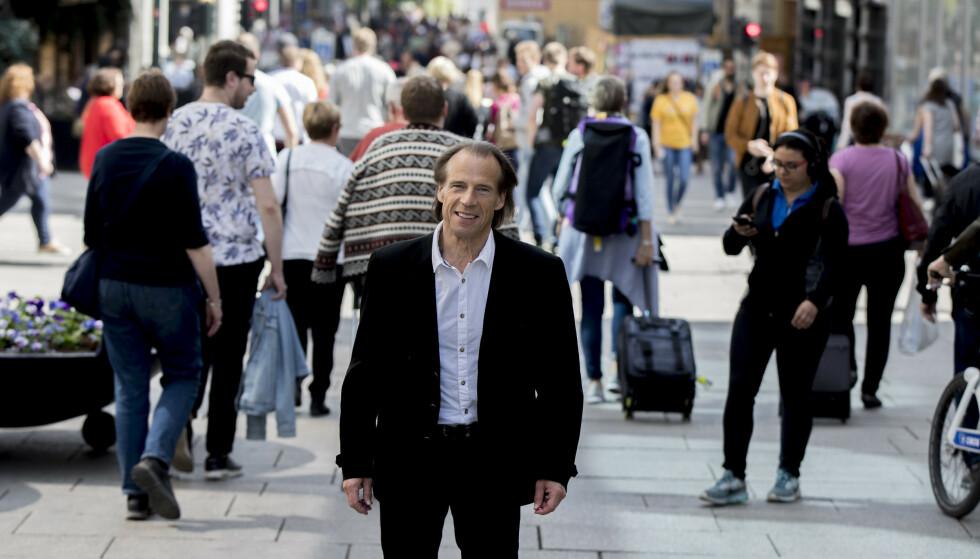 BØR LÆRE: Arbeiderpartiets Jan Bøhler mener venstresida må lære av de danske sosialdemokratene når det gjelder innvandringspolitikk.Foto: Vidar Ruud / NTB scanpix
