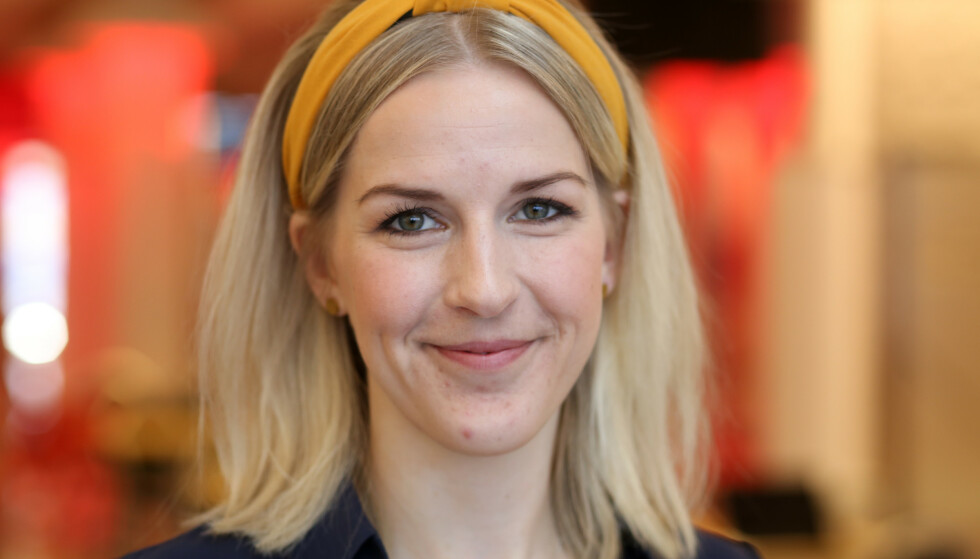 AP: Elise Bjørnebekk-Waagen, Arbeiderpartiet sin folkehelsepolitiske talsperson. Bildet er tatt i april. Foto: Bernt Sønvisen