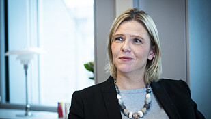 <strong>NOK STØNADER:</strong> Sylvi Listhaug mener støtteordningene for pårørende er gode. Foto: Lars Eivind Bones / Dagbladet