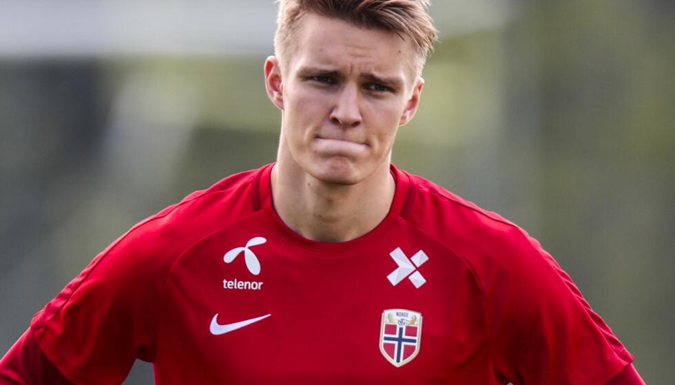 POPULÆR: Mange vil se Martin Ødegaard på banen i La Liga. Foto: Lise Åserud / NTB scanpix