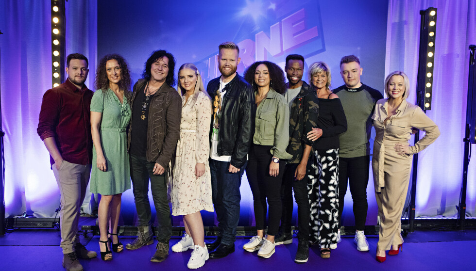 ÅRETS DELTAKERE: 10 artister kjemper om tittelen «Norges ultimate entertainer» i «Stjernekamp» til høsten. Foto: Frank Karlsen / Dagbladet
