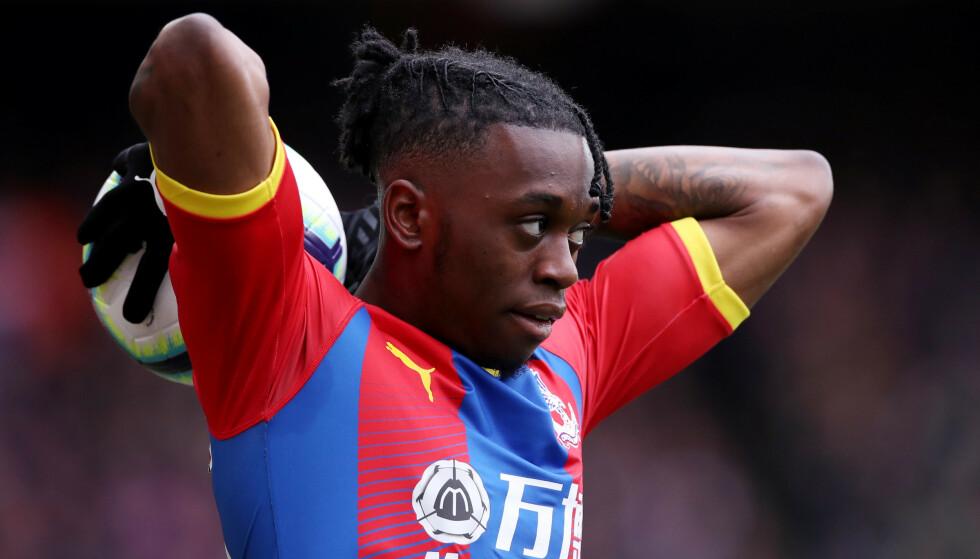 ETTERTRAKTET: Crystal Palace-backen Aaron Wan-Bissaka er jaktet av blant andre Manchester United. Foto: NTB/Scanpix
