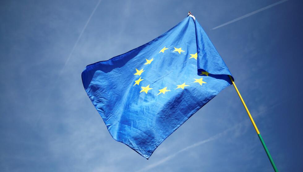 EU: Rekordmange støtter EØS-avtalen i ny måling. (Illustrasjonsfoto). Foto: NTB Scanpix