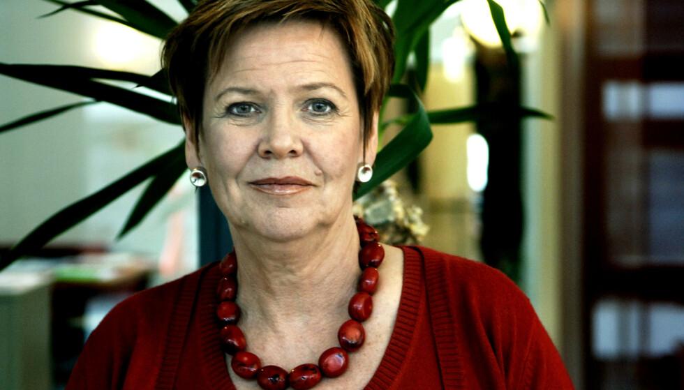 VARSLER: Kari Breirem ble kjent som varsler i Tore Tønne-saken, og har tidligere skrevet boka «På BA-HR bakke» Foto: STEINAR BUHOLM