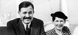 Sola går alltid sin gang over Hemingway-land