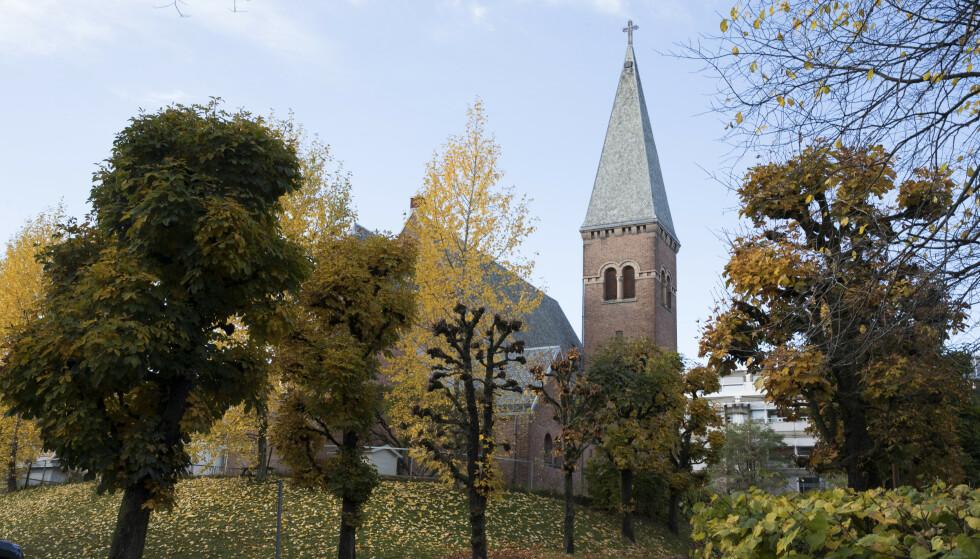 Ved dåp blir man medlem i Den norske kirke, men selv barn som ikke er døpt kan være i medlemsregisteret. Foto: Terje Bendiksby / NTB scanpix