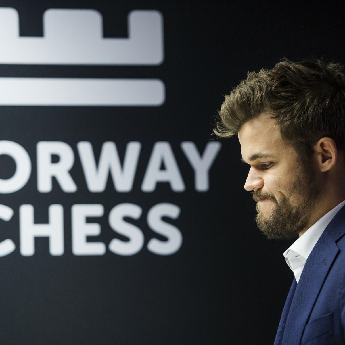 Magnus Carlsen Og Kindred Nrk Carlsen Har Tette Band Til Spillbransjen