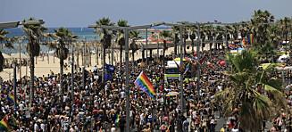 Pride-rekord i Tel Aviv