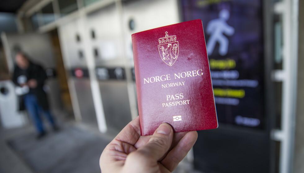 PASS: Synlige ører på passbildet bryter med reliogionsfriheten, ifølge flere svar fra høringsinstanser. Foto: Håkon Mosvold Larsen / NTB scanpix