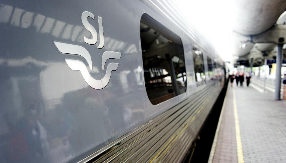 SVENKS: SJ har vunnet anbudet om togtrafikken i den såkalte trafikkpakke nord. Foto: Jon Olav Nesvold / NTB scanpix.