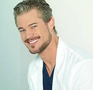 TV-LEGE: Eric Dane i rollen som doktor Mark «McSteamy» Sloan i «Grey's Anatomy». Foto: ABC