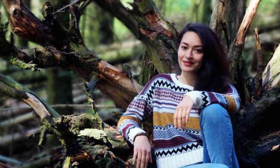 BLE FUNNET DØD: Daisy Mai Tran ble trolig påkjørt og drept. Foto: Privat