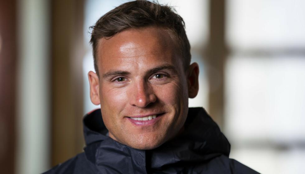 LANGRENNSPROFIL: Niklas Dyrhaug har vært mye plaget. Foto: NTB scanpix