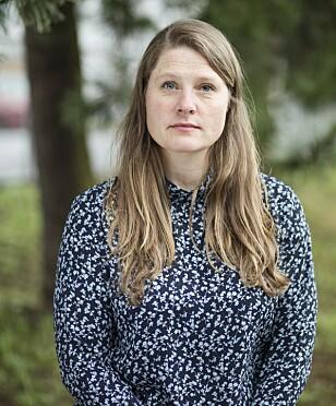 DAGLIG LEDER: Åshild Roaldset i Dyrebeskyttelsen Norge. Foto: Anne K. Harkestad