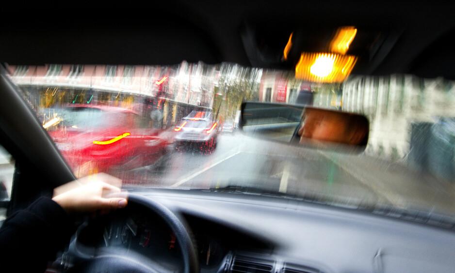DU KAN REDDE LIV: Hver eneste dag gjennomføres 14 000 kjøreturer med promille på norske veier. Stopper du en promillekjører, redder du liv, skriver artikkelforfatteren. Illustrasjonsfoto: Gorm Kallestad / NTB Scanpix