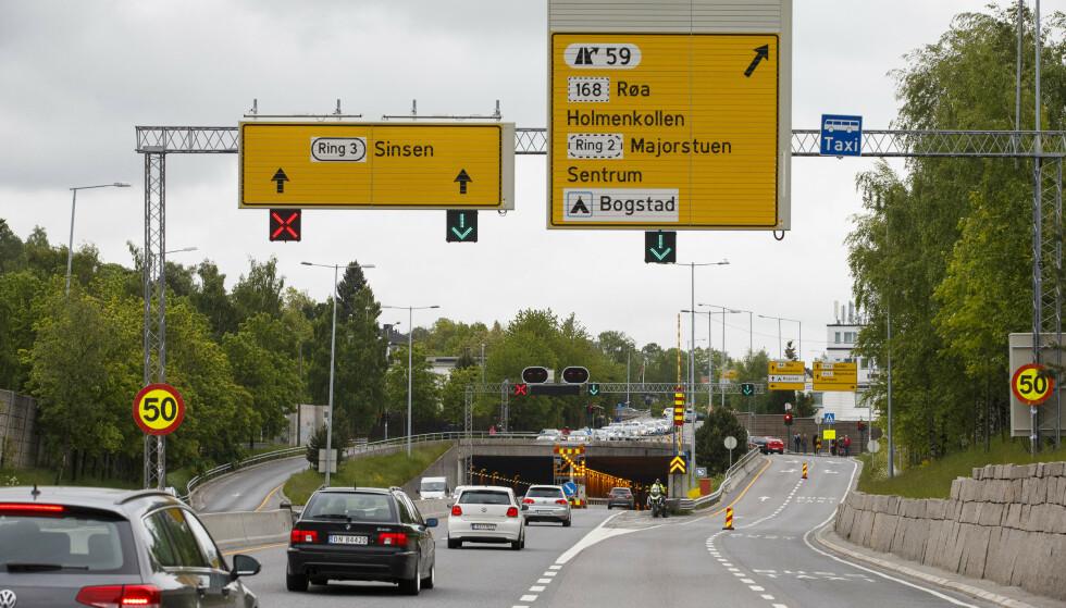 BLIR TUNNEL: Høyre, Venstre, Ap og MDG har inngått en avtale som sikrer oppstart av Røatunnelen i 2020. Det er satt av 175 millioner kroner. Foto: Heiko Junge / NTB scanpix
