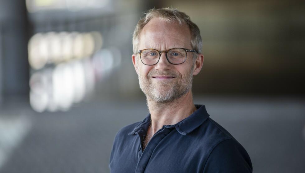 TV 2-KOMMENTAR: Øyvind Alsaker. Foto: Bjørn Langsem