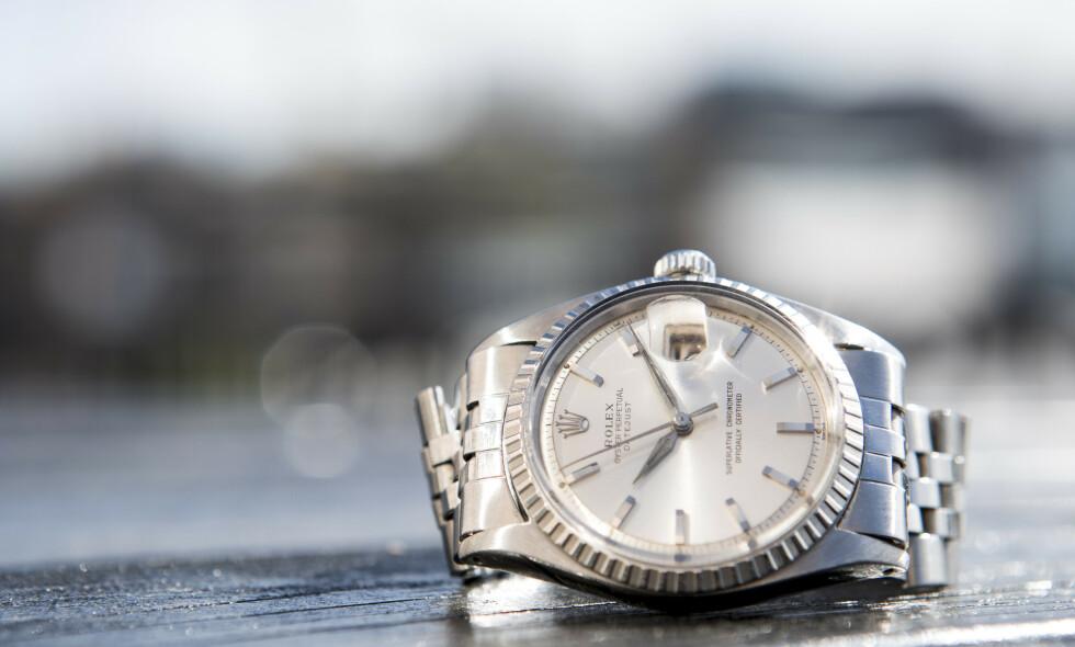 ROLEX: Kvinnen stjal til sammen fem Rolex-klokker, og gjemte fire av dem i skjeden. Illustasjonsfoto: Torstein Bøe / NTB Scanpix